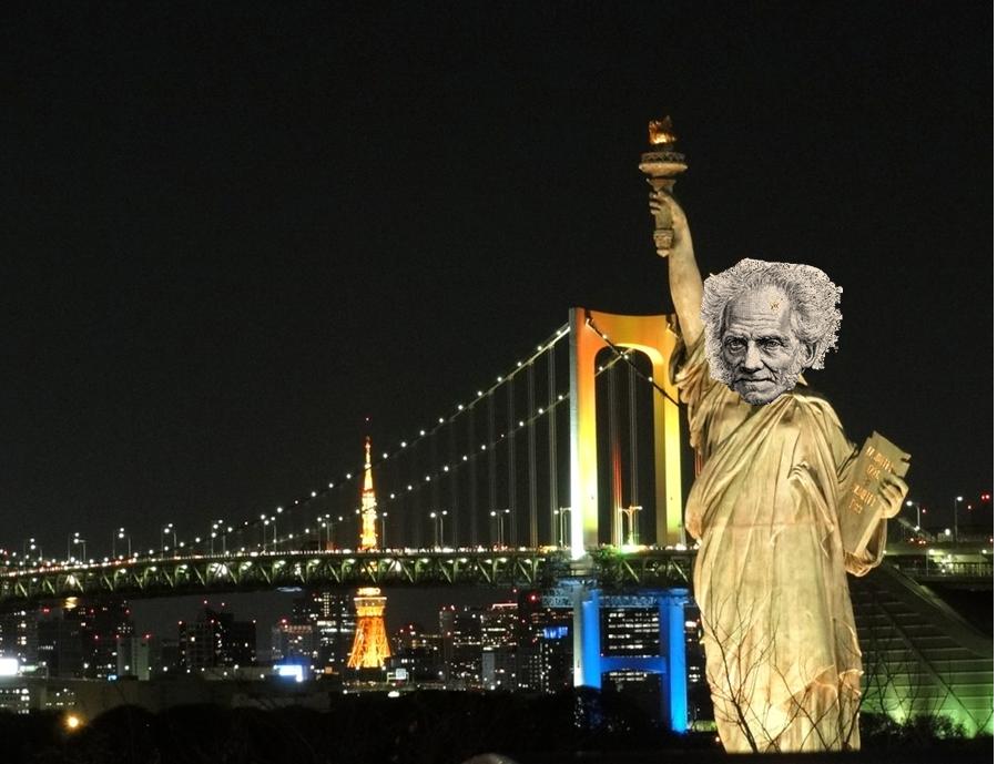 schopenhauer and free
