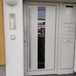 建物のドア